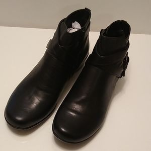 Naturalizer Cassandra Ankle Boots Women's Size 11W